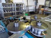 Alumínium zártszelvény 40x60x2.5 mm ívesítés